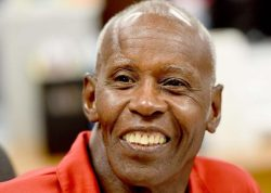 The late Ernie Green, long-time Fort Walton Beach High School coach, teacher and administrator.